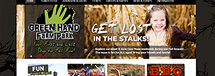 Website Design & Development - Green Hand Farm Park (Gloucester, VA)